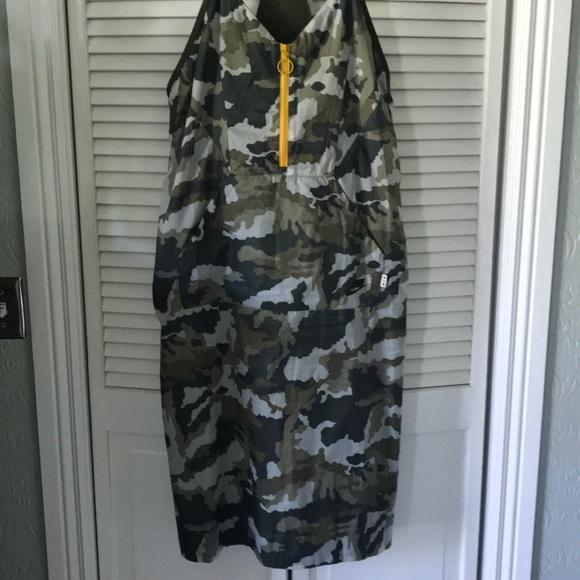 Nike Dresses & Skirts - Camo active wear Nike dress